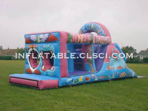 T7-353 Inflatable Obstacles Courses