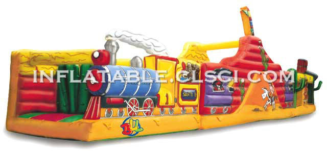 T7-365 Inflatable Obstacles Courses