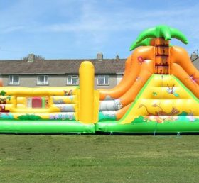 T7-368 Inflatable Obstacles Courses