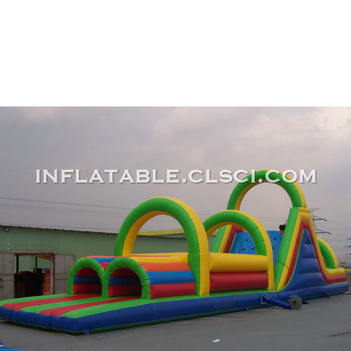 T7-401 Inflatable Obstacles Courses