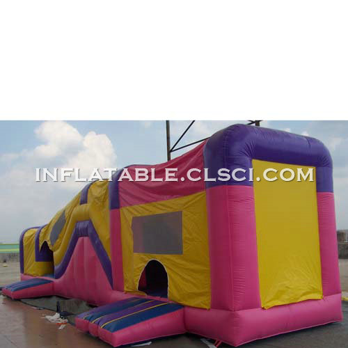 T7-402 Inflatable Obstacles Courses