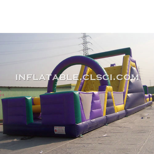 T7-407 Inflatable Obstacles Courses