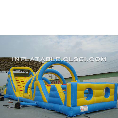 T7-411Inflatable Obstacles Courses
