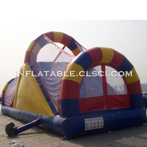 T7-413 Inflatable Obstacles Courses
