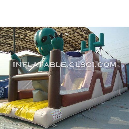 T7-415 Inflatable Obstacles Courses