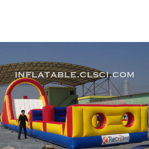 T7-425 Inflatable Obstacles Courses