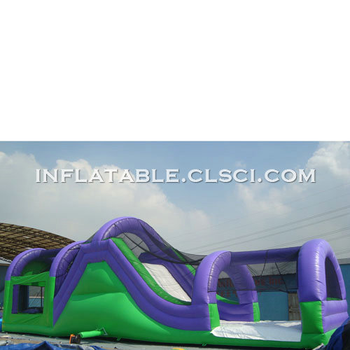 T7-434 Inflatable Obstacles Courses