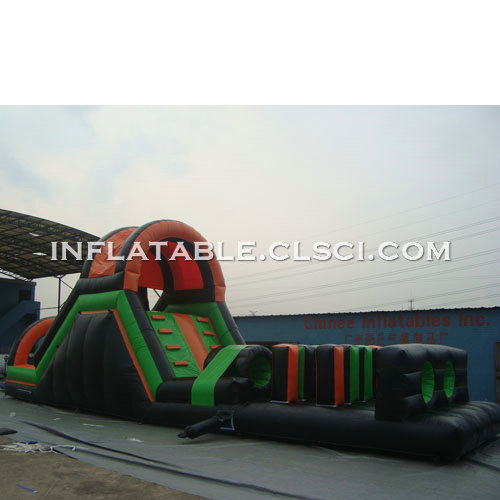 T7-437 Inflatable Obstacles Courses
