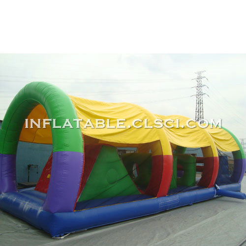 T7-442 Inflatable Obstacles Courses