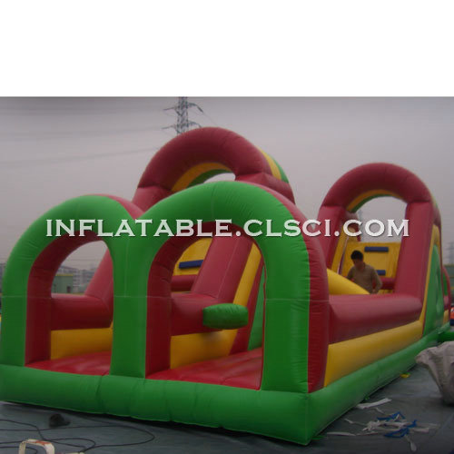 T7-443 Inflatable Obstacles Courses