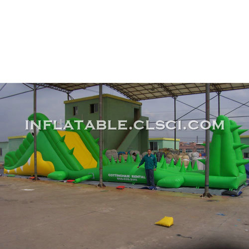 T7-449 Inflatable Obstacles Courses