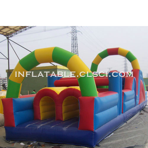 T7-450 Inflatable Obstacles Courses