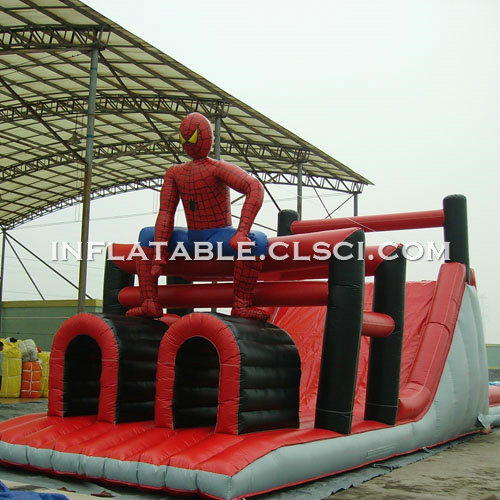 T7-455 Inflatable Obstacles Courses