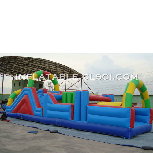 T7-459 Inflatable Obstacles Courses