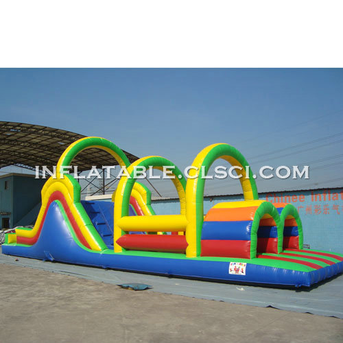 T7-463 Inflatable Obstacles Courses
