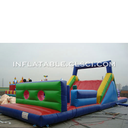 T7-465 Inflatable Obstacles Courses