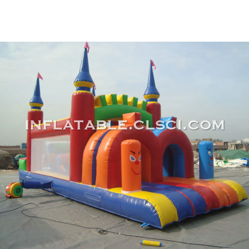 T7-468 Inflatable Obstacles Courses