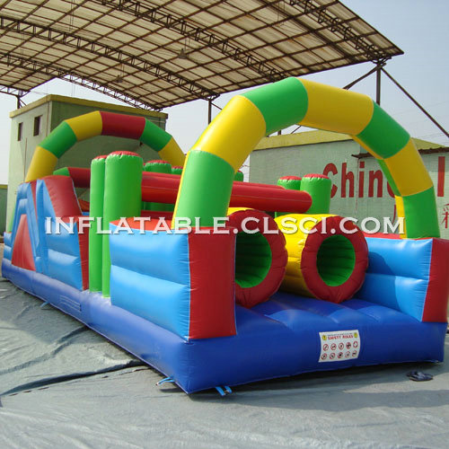 T7-470 Inflatable Obstacles Courses
