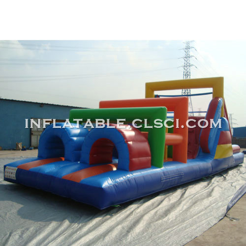 T7-472 Inflatable Obstacles Courses