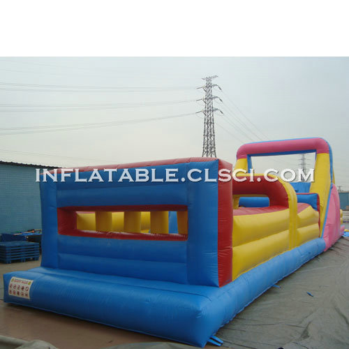 T7-474 Inflatable Obstacles Courses
