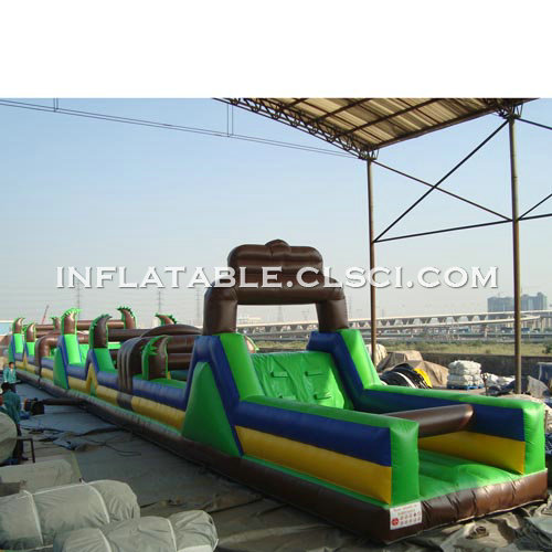 T7-478 Inflatable Obstacles Courses