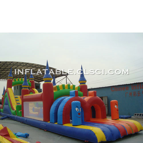 T7-481 Inflatable Obstacles Courses