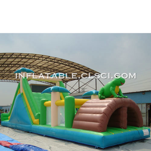 T7-484 Inflatable Obstacles Courses
