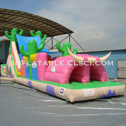 T7-485 Inflatable Obstacles Courses
