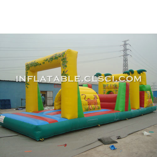 T7-495 Inflatable Obstacles Courses
