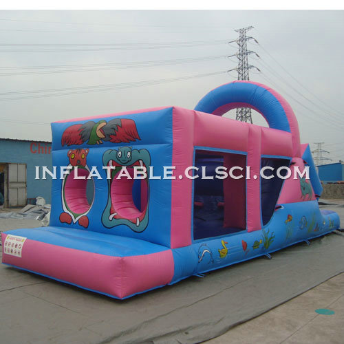 T7-497 Inflatable Obstacles Courses