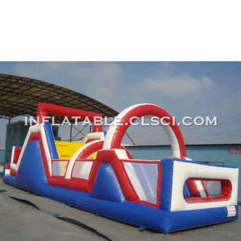 T7-503 Inflatable Obstacles Courses