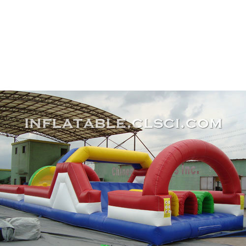 T7-504 Inflatable Obstacles Courses