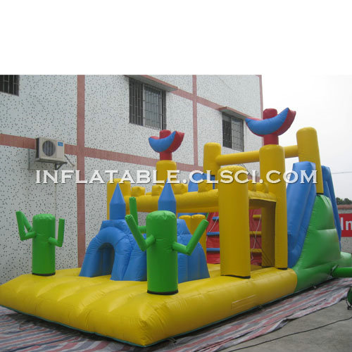 T7-507 Inflatable Obstacles Courses