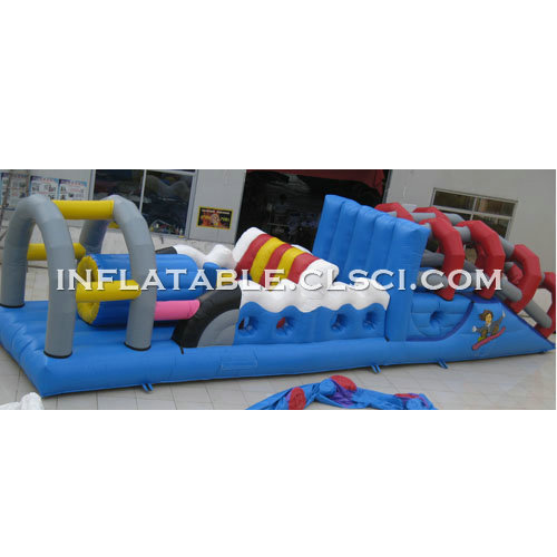 T7-509 Inflatable Obstacles Courses