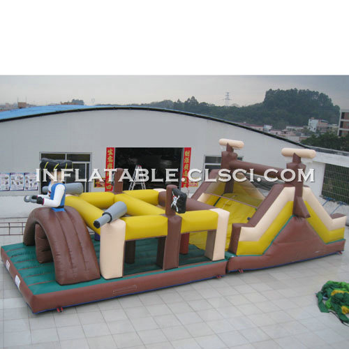 T7-510 Inflatable Obstacles Courses
