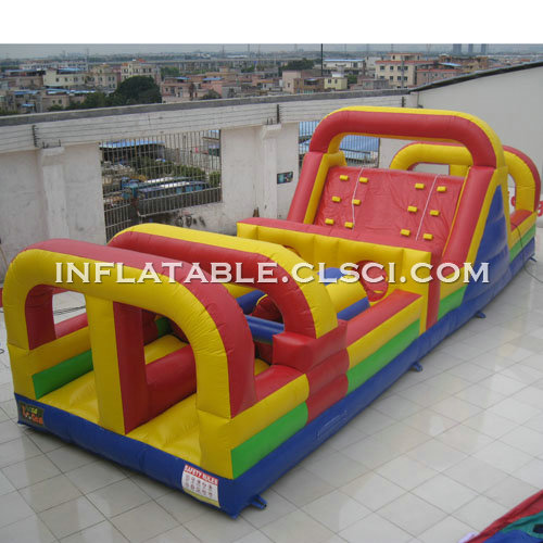 T7-512 Inflatable Obstacles Courses