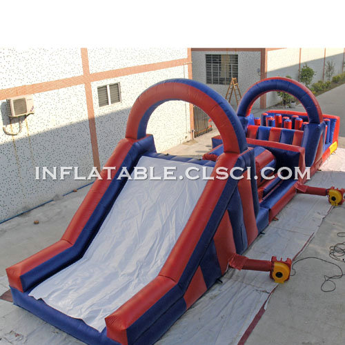 T7-517 Inflatable Obstacles Courses
