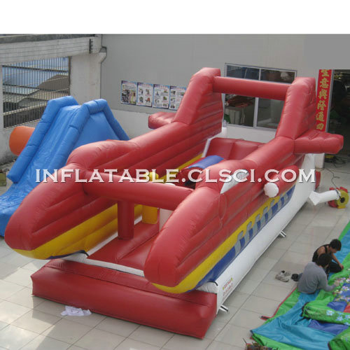 T7-521 Inflatable Obstacles Courses
