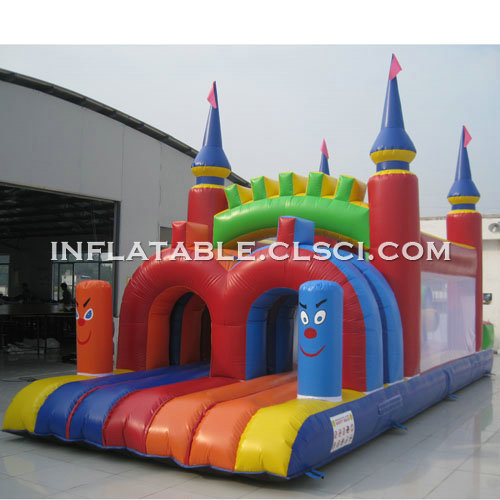 T7-523 Inflatable Obstacles Courses