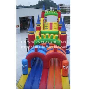 T7-525 Inflatable Obstacles Courses