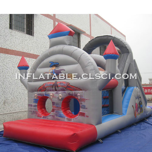 T7-526 Inflatable Obstacles Courses