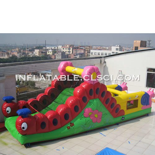 T7-531 Inflatable Obstacles Courses