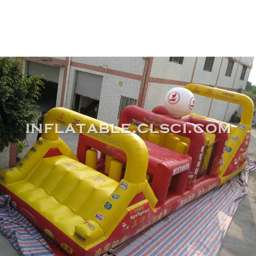 T7-533 Inflatable Obstacles Courses