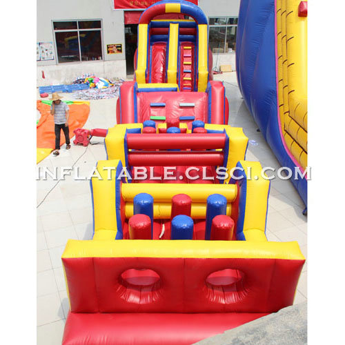 T7-538 Inflatable Obstacles Courses