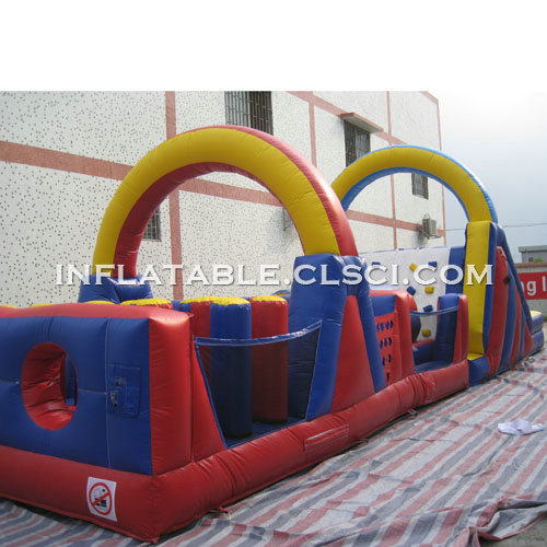 T7-540 Inflatable Obstacles Courses