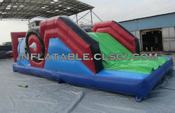 T7-543 Inflatable Obstacles Courses