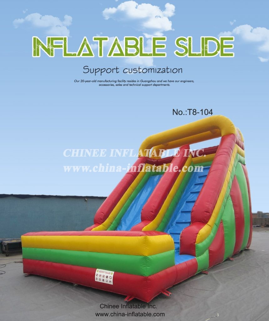 t8-104 - Chinee Inflatable Inc.