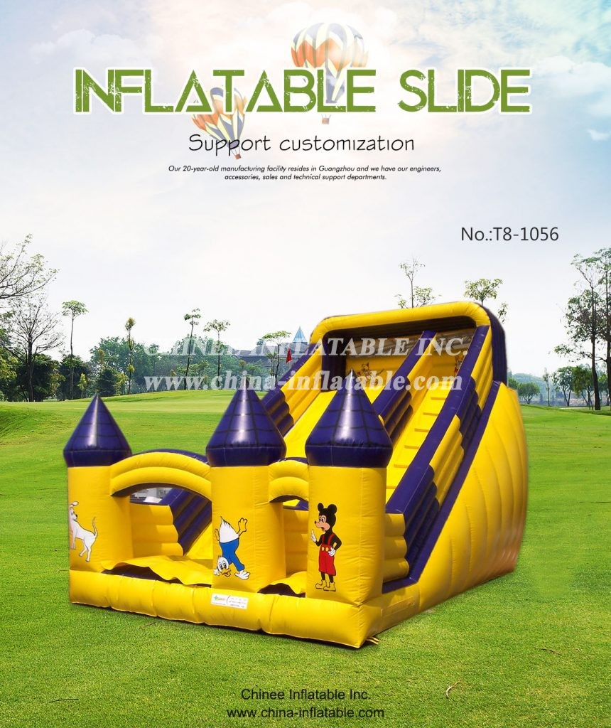 t8-1056 - Chinee Inflatable Inc.