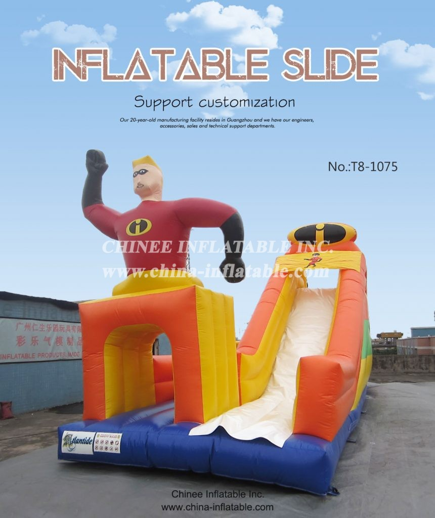 t8-1075 - Chinee Inflatable Inc.