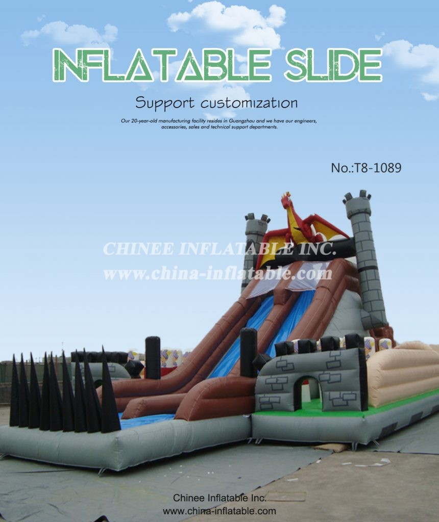 t8-1089 - Chinee Inflatable Inc.